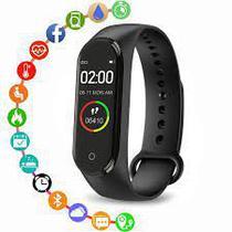 Relógio Inteligente Pulso Freqüência Cardíaca Pressão Arterial Esportes - Artx