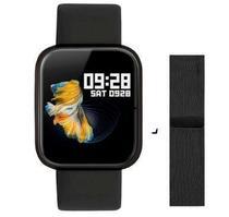 Relógio Inteligente Smart P70 Esportivo Cardíaco 2 Pulseiras -