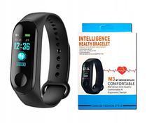 Relógio Inteligente Smartband M3 Monitor Cardíaco - Hypem