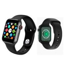 Relogio Inteligente Smartwatch AK99 1GB de Armazenamento Android iOS Bluetooth - Preto - Smart Bracelet