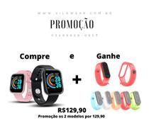 Relogio Inteligente Smartwatch D20 Bluetooth - Smart Watch Fit Pro