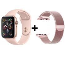 Relógio Inteligente Smartwatch Feminino Touch Screen Lindoo -