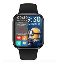 Relogio Inteligente Smartwatch Hw12 40mm Serie 6 Preto -