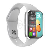 Relógio Inteligente SmartWatch HW12 Branco Troca Pulseira Android iOS Ligações Monitor Cardíaco - Smart Bracelet