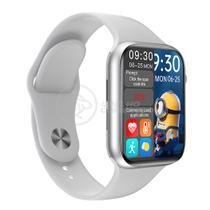 Relógio Inteligente SmartWatch HW16 Branco Troca Pulseira Android iOS Ligações Monitor Cardíaco - Smart Bracelet