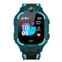 Relógio Inteligente Smartwatch Infantil Para Criança Com Gps - Q12
