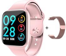 Relógio Inteligente Smartwatch P80 Esportes Monitor de Freqüência Cardíaca P/ IOS 9.0 e Android 4.4 -
