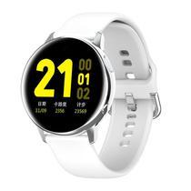 Relogio inteligente smartwatch sg2 prata - Blduo