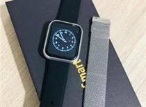 Relógio Inteligente Smartwatch T80 Feminino + Pulseira Extra Branco -