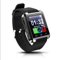 Relógio Inteligente SmartWatch U8 Bluetooth Android e iOS - Preto - Smart Bracelet