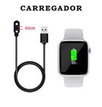Relogio Inteligente Smartwatch W26 44mm Tela Infinita Android iOS - Preto - Iwo