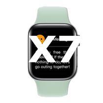 Relógio Inteligente Smartwatch X7 Bracelet Pressão Arterial Corrida Batimentos Fitness - Abc