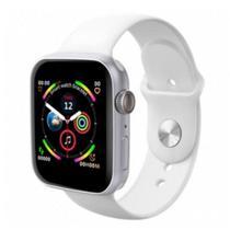 Relógio Inteligente SmartWatch X8 Troca Pulseira Ligações Monitor Cardíaco Android e iOS - Cores - Fit