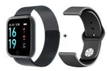 Relógio inteligente T80 IP67 Smartwatch Frequência Cardíaca Monitor de Pressão Arterial Esporte Saúde Coloca Foto Para Android e IOS -