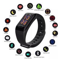Relogio inteligente tomate mtr-22  smart watch android ios