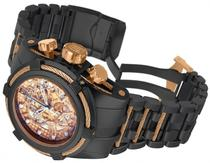Relógio Invicta 14429 Reserve Bolt Jason Taylor Black rose eskeleton