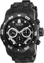 Relogio Invicta 21930 Pro Diver Black 50 Mm Original Preto