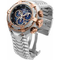 Relógio Invicta Bolt 21342 - Ouro Rosê 18K, Prata -