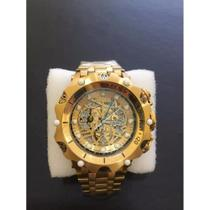 Relógio Invicta Hybrid Skeleton 16855 Dourado  - Iv