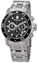 Relógio Invícta Mens 0069 Pro Diver Collection Chronograph -