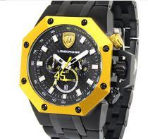 Relógio Lamborghini Huracan - LB90012663M -