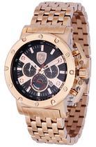 Relógio lamborghini lb90032653m masculino -