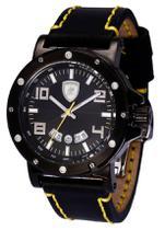 Relógio lamborghini lb90044252m masculino -