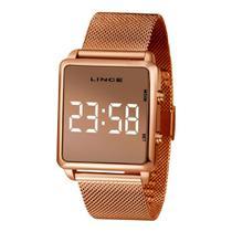 Relógio Lince Digital Led Feminino MDR4619L BXRX -