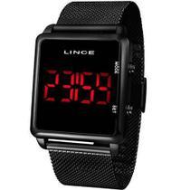 Relógio lince feminino digital mdn4596l pxpx -
