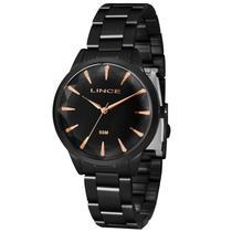 Relógio Lince Feminino Fashion Black LRN4563L P1PX -