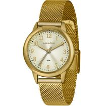 Relógio Lince Feminino LRG4653L C2KX -