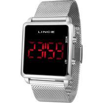 Relógio Lince Feminino Prata MDM4596LPXSX -