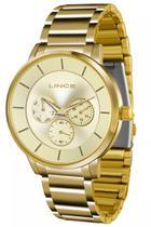 Relógio Lince Feminino Ref: Lmgj054l C1kx Multifunção -