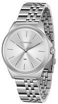 Relógio Lince Feminino Ref: Lrm4428l S1sx Casual Prateado -