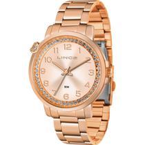 Relógio Lince Feminino Rose LRR4570LR2RX Analógico 5 Atm Cristal Mineral Tamanho Médio -