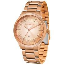 Relógio Lince Glam Feminino Rose - LRR4593L -