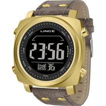 Relógio Lince Masculino Marrom MDCH069LPXNX -