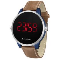 Relógio Lince Masculino Ref: Mdc4594l Pxmx Digital LED Bicolor -