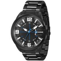 Relógio Lince Masculino Ref: Mrn4268s P2px Casual Black