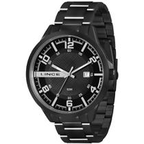 Relógio Lince Masculino Ref: Mrn4271s P2px Casual Black