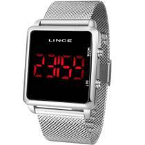 Relógio Lince Unisex Led Mdm4596l Pxsx -