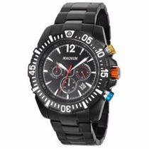 Relógio magnum masculino cronógrafo - ma33102p -