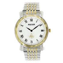 Relógio Magnum Masculino Maçonaria MA21866S -