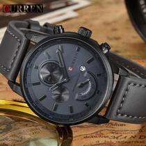 Relógio mascculino curren importado  modelo 8217 -