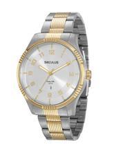 Relógio Masculino Analógico Seculus 20329gpsvba2 -