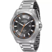 Relógio Masculino Analógico Seculus 20335g0svna2 -