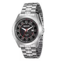 Relógio Masculino Analógico Seculus 20337g0svna1 Cromado -