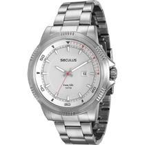 Relógio Masculino Analógico Seculus 20359g0svna1 -
