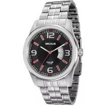 Relógio Masculino Analógico Seculus 20400g0svna1 -