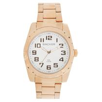 Relógio Masculino Backer Analógico 3293145M - Dourado -